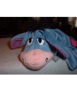 Eeyore Disney Mattel Stuffed Toy Animal Pooh Character Plush 6 Inches - $6.00
