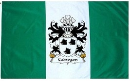 Cadwgon Coat of Arms Flag / Family Crest Flag - $29.99