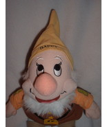 Toy Factory Disney HAPPY of the Seven Dwarves Plush Stuffed Toy Doll 9 I... - $8.00