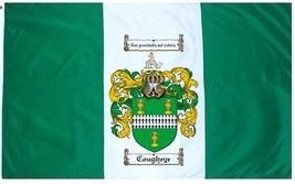 Cougheye Coat of Arms Flag / Family Crest Flag - $29.99