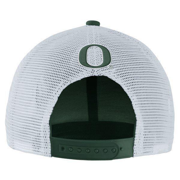 """Nike Oregon Ducks True Fan Adjustable Trucker Hat - Green """"Free Shipping in USA"""""""