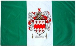 Doddsine Coat of Arms Flag / Family Crest Flag - $29.99