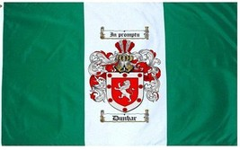 Dunbar Coat of Arms Flag / Family Crest Flag - $29.99