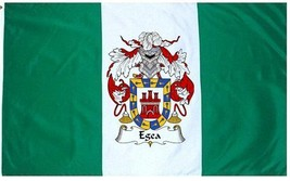 Egea Coat of Arms Flag / Family Crest Flag - $29.99