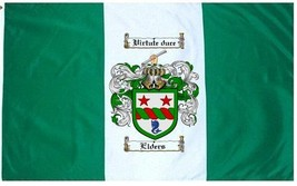 Elders Coat of Arms Flag / Family Crest Flag - $29.99