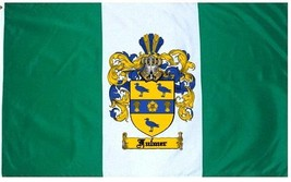 Fulmer Coat of Arms Flag / Family Crest Flag - $29.99