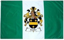 Gessler Coat of Arms Flag / Family Crest Flag - $29.99
