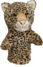 Leopard Daphne Head Cover-  460CC friendly Driver or Fairway Club - $21.95