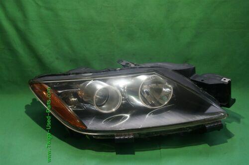 07-09 Mazda CX-7 CX7 Halogen Headlight Passenger Right Side RH - POLISHED
