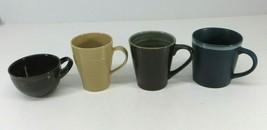 Mixed Lot of 4 Starbucks Coffee Mug Tea Cups 2009-2011 - $22.05