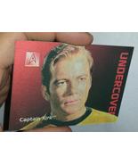 "Star Trek 1996 ""Captain Kirk"" Dual Image Lenticular Chase Card #L1 * Sky... - $9.88"