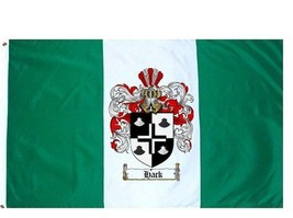 Hack Coat of Arms Flag / Family Crest Flag - $29.99