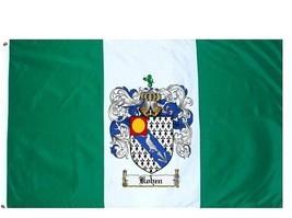 Kohen Coat of Arms Flag / Family Crest Flag - $29.99