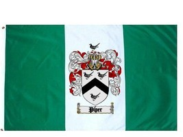 Piper Coat of Arms Flag / Family Crest Flag - $29.99