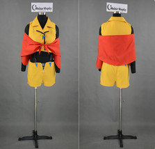 Cowboy Bebop Faye Valentine Cosplay Costume - Custom-tailed in Any size - $96.00