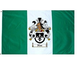 Hess Coat of Arms Flag / Family Crest Flag - $29.99