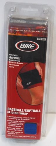 Bike 8503 Baseball Softball Sliding Wrap One Size Color Black