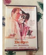 Dr. Syn, Alias the Scarecrow DVD - 2 Disc set! Walt Disney Classic  - $35.00