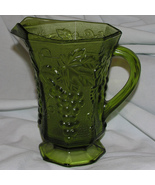 Anchor Hocking Harvest Grape Vintage Water Pitc... - $17.37