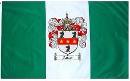 Allart Coat of Arms Flag / Family Crest Flag - $29.99