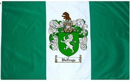 Belfrage Coat of Arms Flag / Family Crest Flag - $29.99