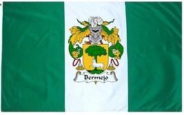 Bermejo Coat of Arms Flag / Family Crest Flag - $29.99