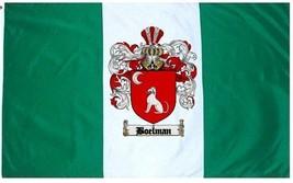 Boelman Coat of Arms Flag / Family Crest Flag - $29.99