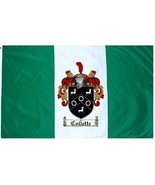 Collette Coat of Arms Flag / Family Crest Flag - $29.99