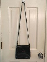 Women Liz Claiborne Black Cossbody Shoulder Bag - $16.99
