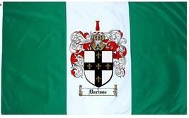 Darisse Coat of Arms Flag / Family Crest Flag - $29.99