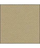 Olive 18ct Aida 36x43 cross stitch fabric Zweigart - $31.50