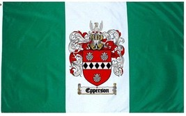 Epperson Coat of Arms Flag / Family Crest Flag - $29.99