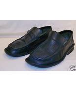 Las Palmas Men's Shoes(Feather weight) Size US- 11/EU-44 Black Leather - $9.45