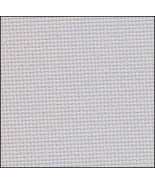 Light Ash Grey 20ct Aida 18x21 cross stitch fabric Zweigart - $8.35