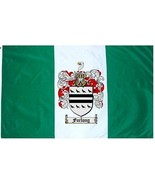 Furlong Coat of Arms Flag / Family Crest Flag - $29.99