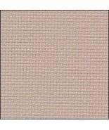 Nougat - Stone Grey 14ct Aida 10x18 cross stitch fabric Wichelt - $4.75