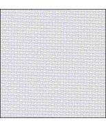 Silver Moon 14ct Aida 18x21 cross stitch fabric Zweigart - $8.35
