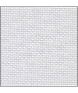 Silver Moon 14ct Aida 36x21 cross stitch fabric Zweigart - $16.65