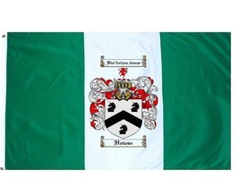 Howse-crest Coat of Arms Flag / Family Crest Flag - $29.99