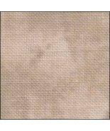 Antique Scroll HandDyed Effect 36ct Linen 17x19... - $22.50