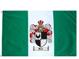 Keil Coat of Arms Flag / Family Crest Flag - $29.99
