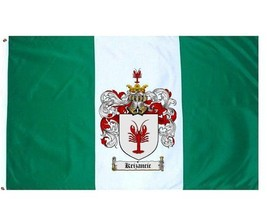 Krizancic Coat of Arms Flag / Family Crest Flag - $29.99