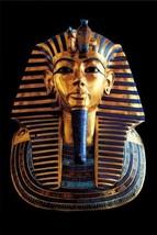 Tutankhamun king tut pendant amulet  silver mom25705 PARANORMAL metaphysical - $34.99