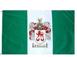 M'Kavanaugh Coat of Arms Flag / Family Crest Flag - $29.99