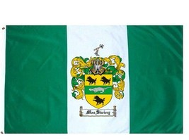 Macswiny Coat of Arms Flag / Family Crest Flag - $29.99