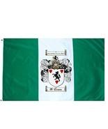 O'Crean Coat of Arms Flag / Family Crest Flag - $29.99