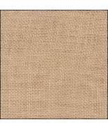 32ct Espresso hand-dyed Belfast linen 36x55 cross stitch fabric R&R - $95.40