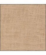 36ct Espresso hand-dyed Edinburgh linen 36x55 cross stitch fabric R&R - $95.40