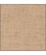 36ct Espresso hand-dyed Edinburgh linen 18x27 c... - $23.85