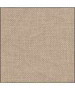 36ct Ligonier Latte hand-dyed Edinburgh linen 36x55 cross stitch fabric R&R - $95.40